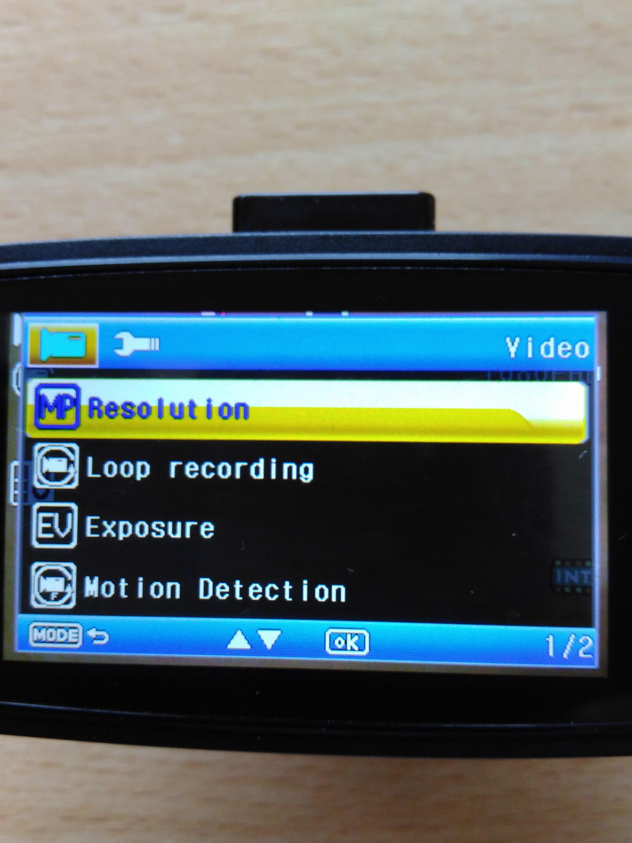 инструкция на видеорегистратор erisson